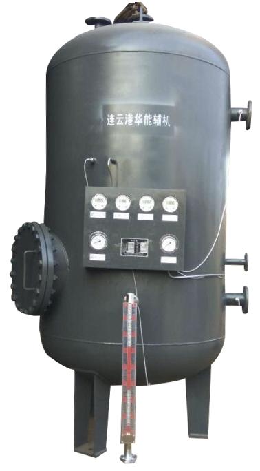 锅炉排污水热能回收装置