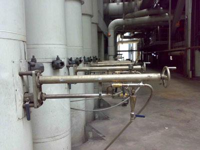 旋推式煤粉取样装置