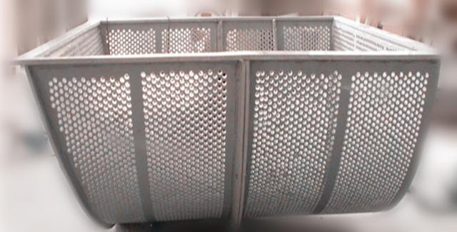 脱硫浆液泵滤网